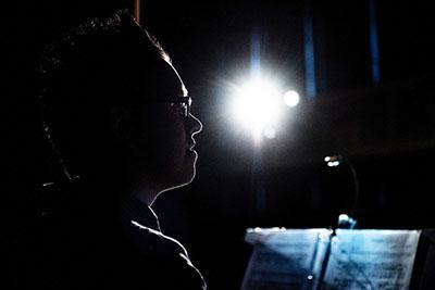 Vanderbilt Kennedy Center (IDDRC, UCEDD, LEND) SENSE Theatre enriches performances with Musical Talent from Artist on the Autism Spectrum