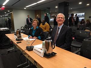 ICI Senior Researcher John Butterworth Provides Testimony (MA UCEDD/LEND)