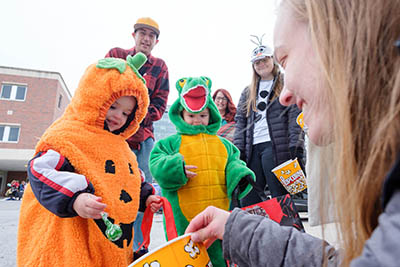 More than 425 turn out for Trunk or Treat at MMI (NE UCEDD/LEND)