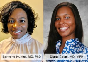 The UNC Department of Neurology's Hunter, Cejas Receive 2020 Broyhill Research Award in Child Neurology