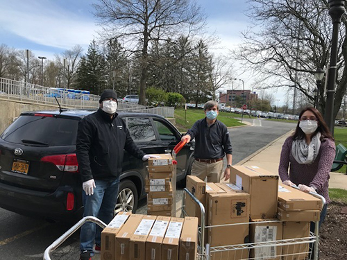 WIHD Receives Delivery of Chromebooks for Children in Foster Care