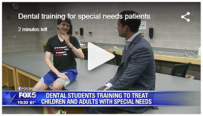 Westchester Institute for Human Development partners with Touro College of Dental Medicine in Valhalla, NY for