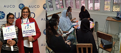 OSU Nisonger Center and AUCD Professional Fellows Alum Launch Virtual Training Partnership Between U.S. & Tanzania