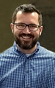 The Center welcomes Dr. Eric Roberts as an Associate Research Scientist