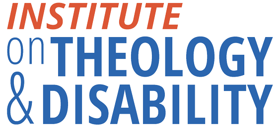 Institute on Theology & Disability