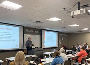 UNMC MMI UCEDD Hosts Nebraska Statewide Disability Leadership Training