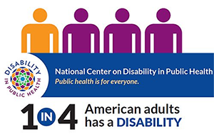AUCD's National Center on Disability in Public Health Shares COVID-19 Emergency Response Information