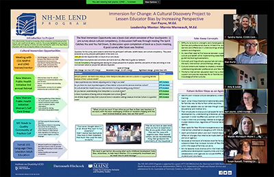 NH-ME LEND Virtually Showcases Scholarship, Leadership, and Resilience