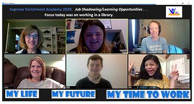 2020 Summer Enrichment Academy Goes Virtual