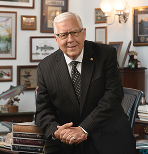 In Recognition of Senator Mike Enzi