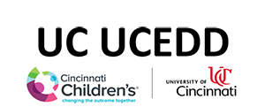 UC UCEDD Cinicnattie Childrens's Changing the outcome together University of Cincinnatti