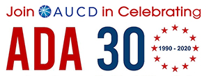AUCD Celebrates the 30th Anniversary of the Americans with Disabilities Act