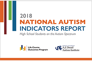 National Autism Indicators Report >> Aucd Report Low Income And Minority Youth With Autism