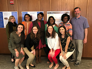 From Research to Practice - Wisconsin LEND: Milwaukee Link trainees engage in data analysis to develop the Family-centered Autism Navigation (Family CAN) Interview