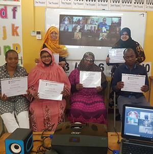 Nisonger LEND Leadership Project: Pilot ECHO with AMSEN School in Tanzania