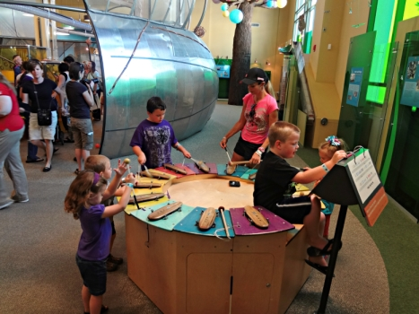 Utah UCEDD's Consumer Advisory Council Funds A Day at the Museum for Families of Children with ASA