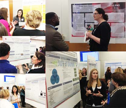 Nisonger Center (OH UCEDD/LEND) Hosts Second Annual Ohio MCH Training Programs Joint Poster Symposium