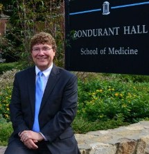 Dr. Stephen Hooper Named Chair of Department of Allied Health Sciences (NC UCEDD/LEND)