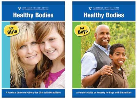 TN LEND/UCEDD Healthy Bodies Toolkit Addresses Puberty in Adolescents with Developmental Disabilities
