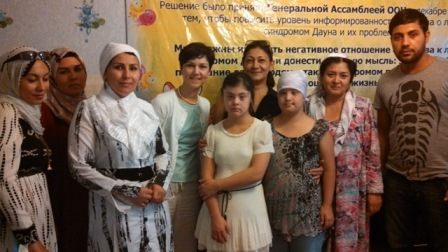 WSU Developmental Disabilities Institute (MI UCEDD) Brings Experience and Resources to Tajikistan