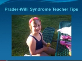 Vanderbilt Kennedy Center (TN UCEDD) Educating Teachers about Prader-Willi Syndrome