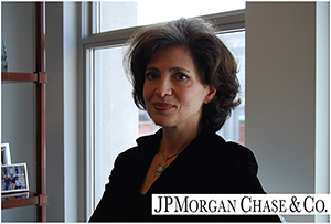 Naomi Camper, Director of JPMorgan Chase's Office of Nonprofit Engagement