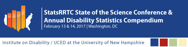 2016 Annual Disability Statistics Compendium & State of the Science Conference