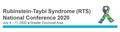 Rubinstein-Taybi Syndrome (RTS) National Conference 2020