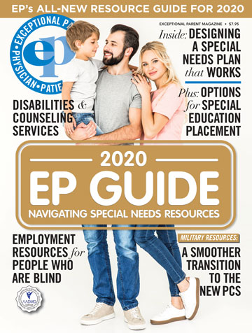 Former NJLEND Family Fellows Partner with Family Voices NJ to Highlight Parent Professional - Partnerships in Training Programs in the Exceptional Parent Guide 2020: Navigating Special Needs Resources