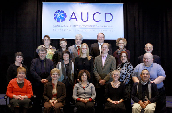 AUCD Welcomes 2013 Board of Directors