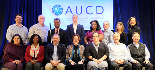 AUCD Board of Directors (not pictured: Jack Brandt)