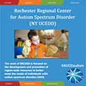Check out the Rochester Regional Center for Autism at @URMed_GCH for autism events