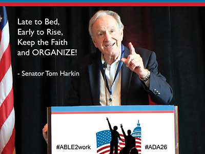 ABLE2work - Celebrating the 26th Anniversary of the ADA
