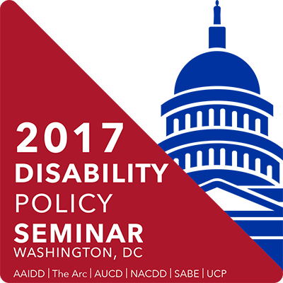 Disability Policy Seminar 2017 and Trainee Summit