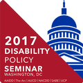 Disability Policy Seminar 2017
