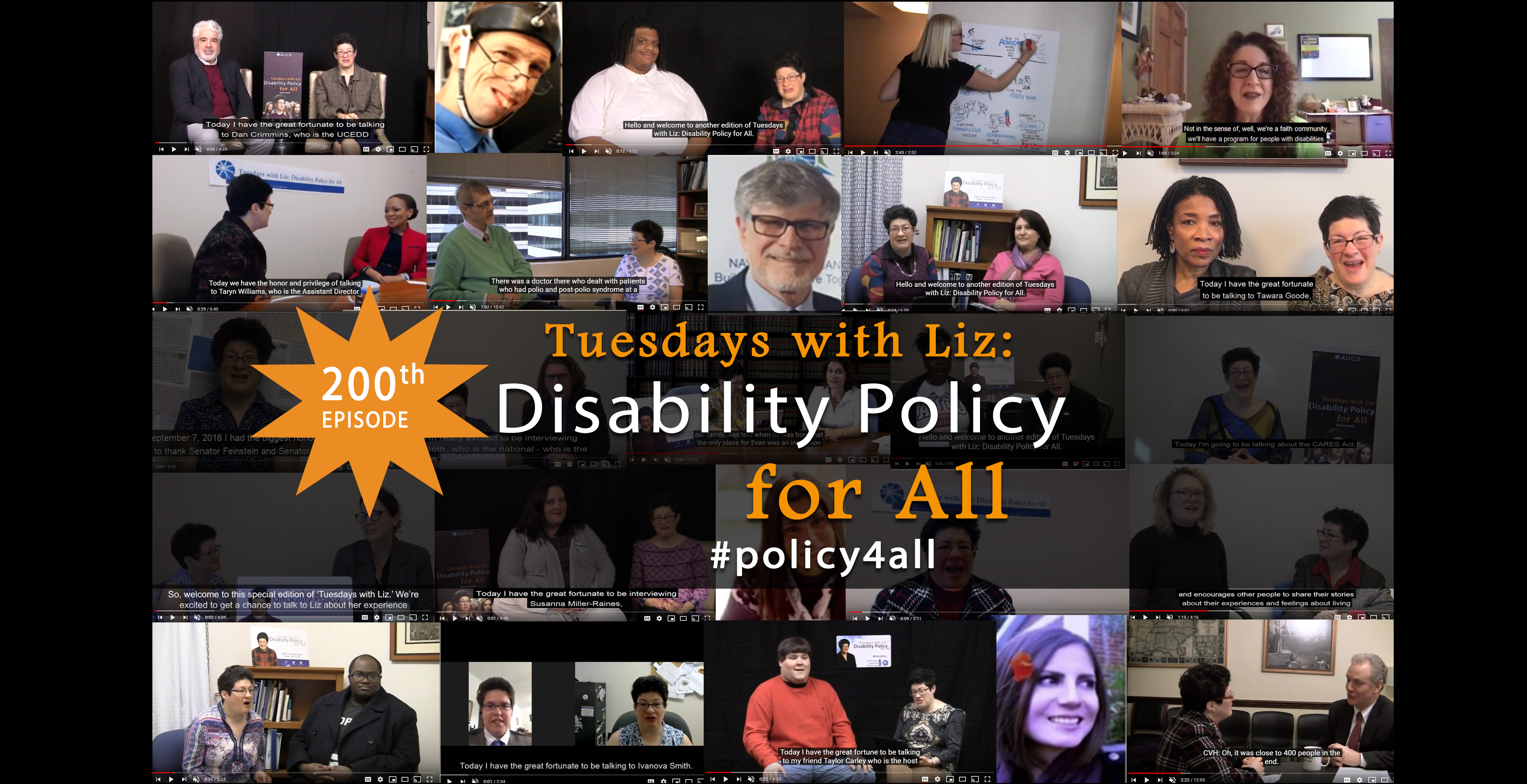 Tuesdays with Liz: March is Developmental Disabilities (DD) Awareness Month