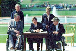 AUCD Celebrates the 22nd Anniversary of the Americans with Disabilities Act, Urges Passage of Disability Treaty