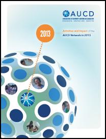 2013 AUCD Network Report