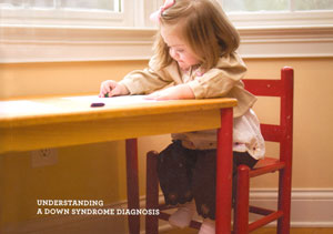 'Understanding a Down Syndrome Diagnosis' Booklet Available Through Kennedy Foundation and Kentucky's Human Development Institute