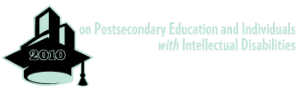 State of the Art Conference on Postsecondary Education and Individuals with Intellectual Disabilities