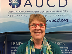 AUCD Welcomes Denise Rozell as Policy Strategist