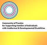 Community of Practice Project (MO UCEDD, with NASDDDS, NACDD, and HSRI)