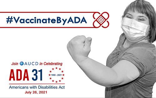 AUCD Celebrates ADA31
