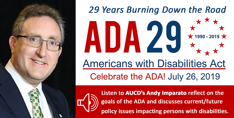 ADA Anniversary Update: 29 Years Burning Down the Road - Featuring Andy Imparato