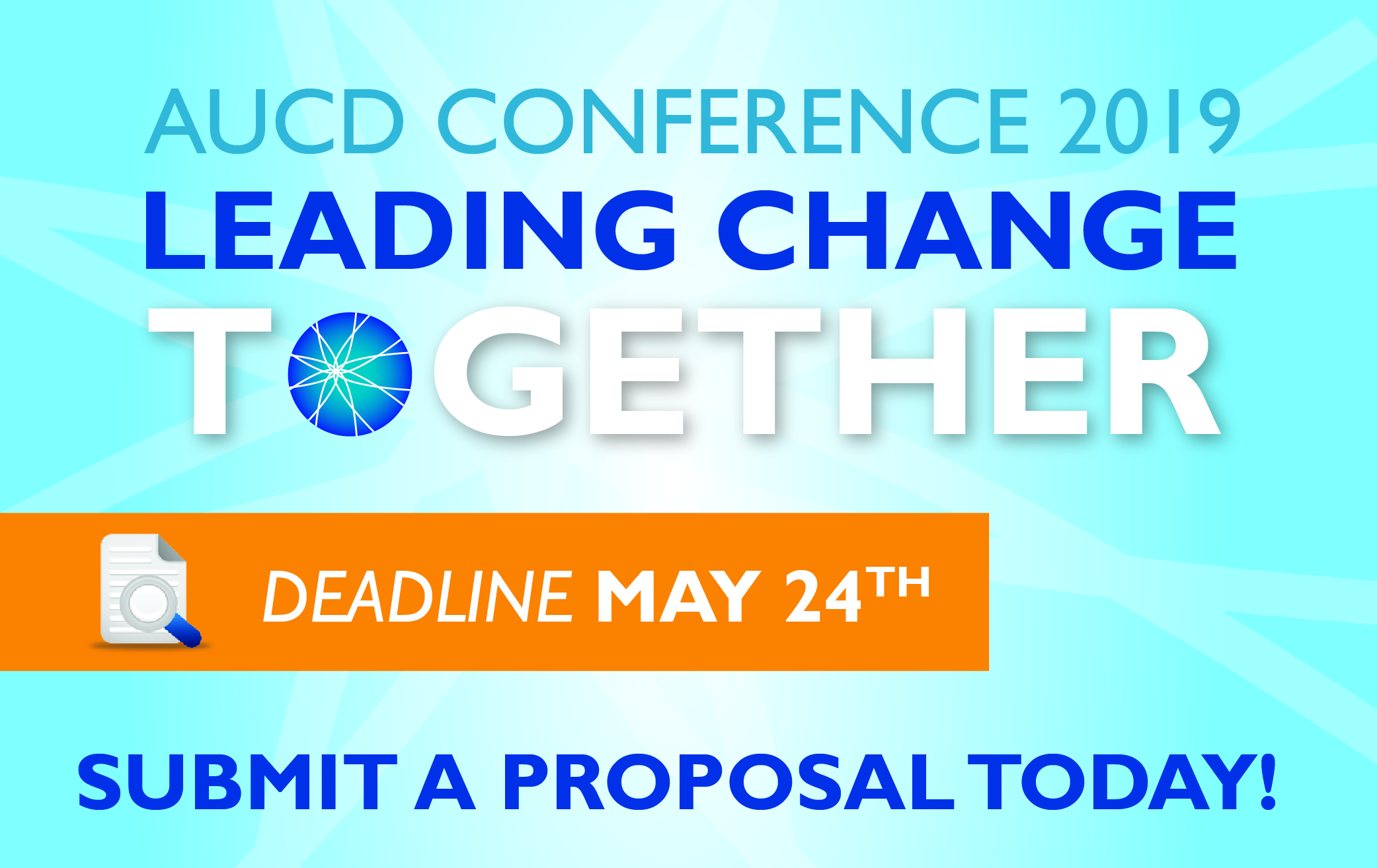 Submit a Proposal for AUCD 2019 Today