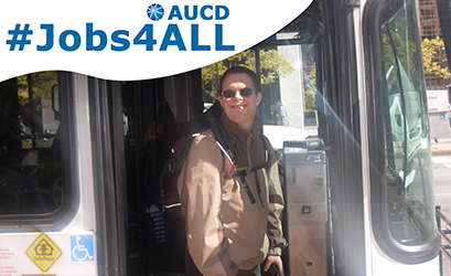 AUCD Promotes Disability Employment during Developmental Disability and Autism Awareness Months