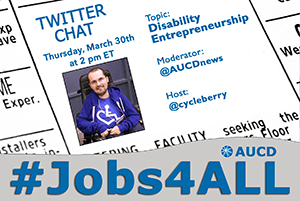 #Jobs4ALL Twitter Chat: Disability Entrepreneurship