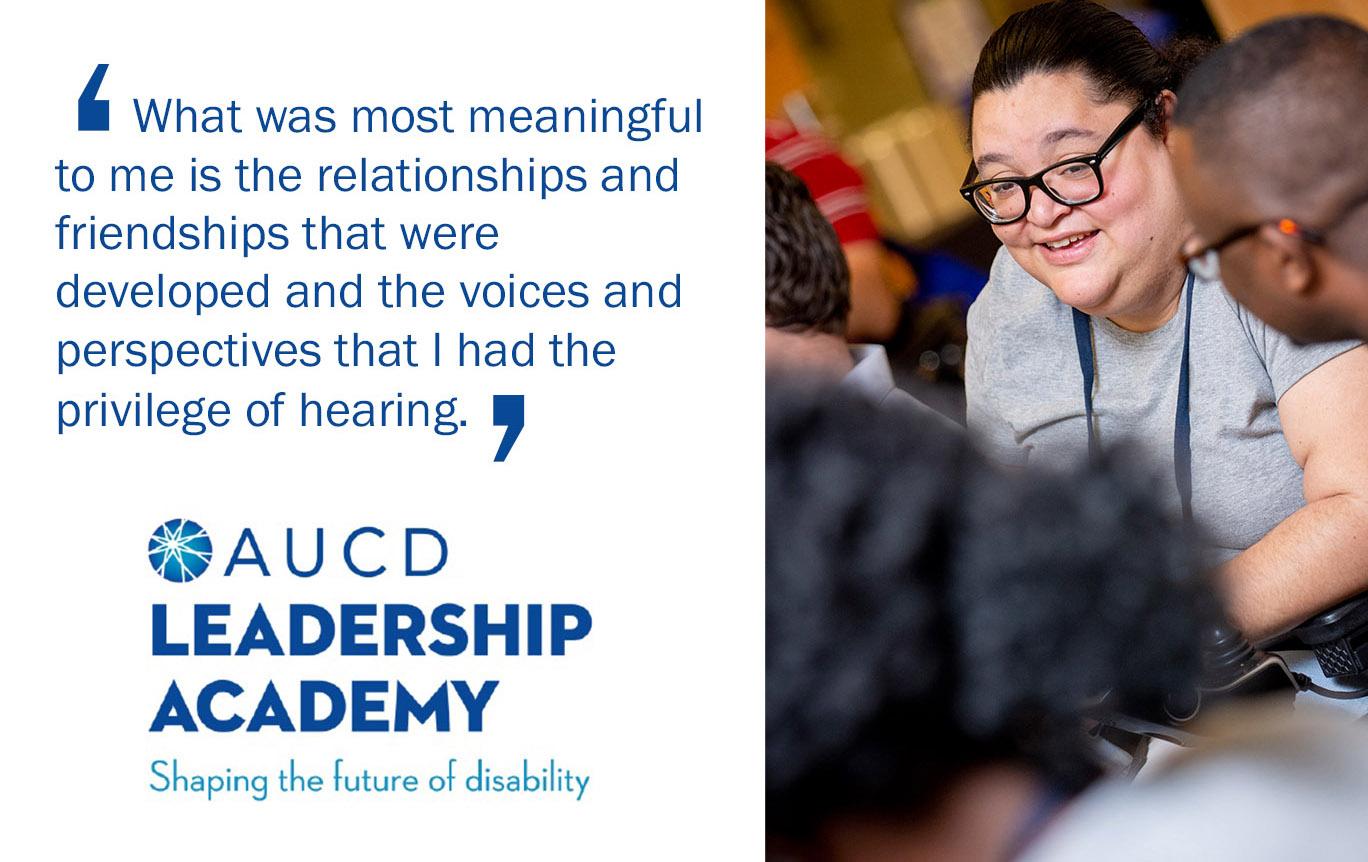AUCD Leadership Academy: Apply Today!