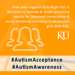 Overview and Preliminary Evidence for a Social Skills and Self-Care Curriculum for Adolescent Females with Autism: The Girls Night Out Model