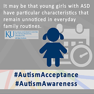 Do Early Caregiver Concerns Differentiate Girls with Autism Spectrum Disorders?